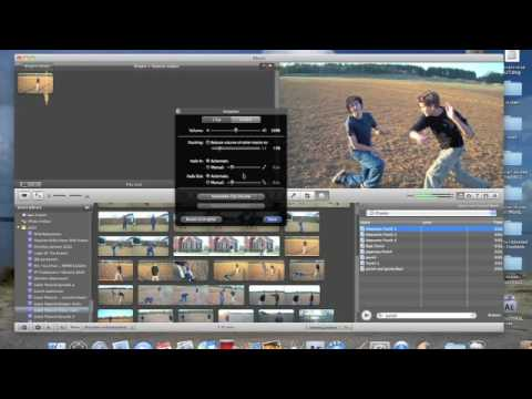 iMovie Tutorial-How To Add Sounds Effects And Background Music