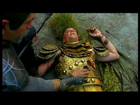 Stargate SG1 - A Supersoldier & Luck (Season 7 Ep.11) (EDITED)