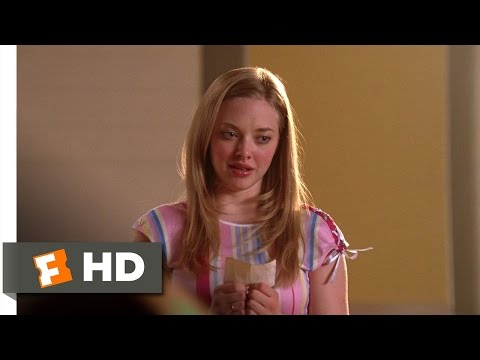 Mean Girls (8/10) Movie CLIP - A Lot of Feelings (2004) HD