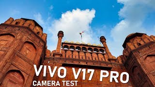 Vivo V17 Pro CAMERA TEST by a Photographer (in Hindi)