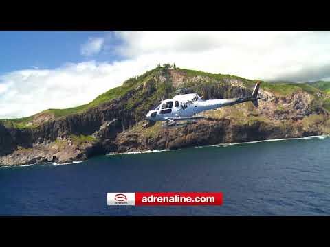Helicopter Tour Maui, West Maui and Molokai