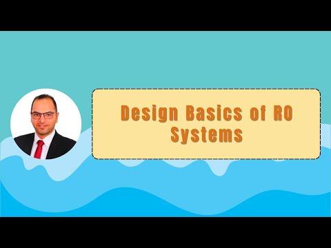Design Basics of RO Systems