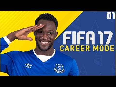 FIFA 17 | Everton Career Mode Ep1 - TELL ME WHO TO BUY!!!