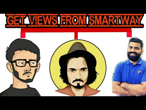 how to get 10000 views on youtube fast in hindi Get 10k Views Fast Hindi 7 Day 1000 Views