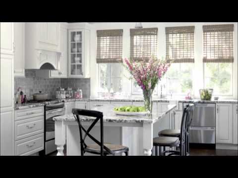 Kitchen Design - White Color Scheme Ideas