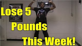 Jumping Jack Weight Loss Workout 2 Lose 5 Pounds This Week