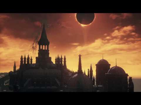 Dark Souls III - Lothric Castle, Keep Staircase   Ambient Audio