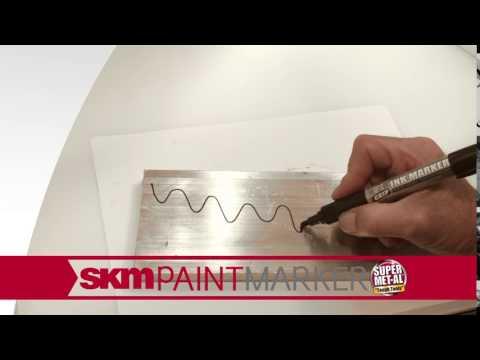 Super Met-al Ink Marker 07500