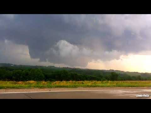 EF-0 Tornado Lousiville, NE June 11th 2018