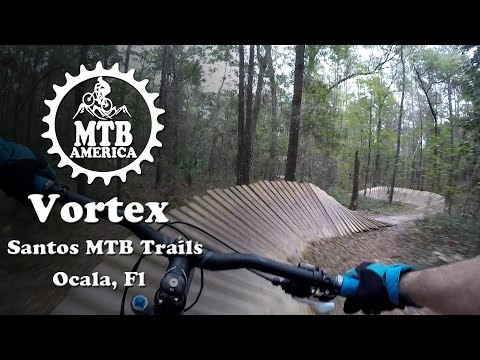 Vortex - Santos Mountain Bike Trail