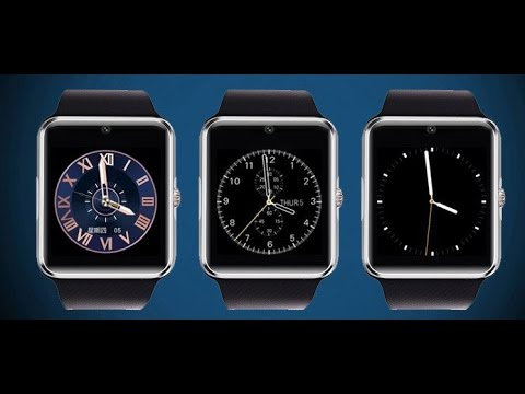 How To Change Watch Faces On Gt08 Smartwatch Without Flashing Rom