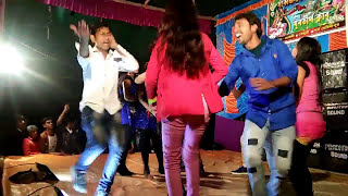 Midnight Local Stage Recording Dance Hindi Best Dance Hits Non Stop Challenge Compuction