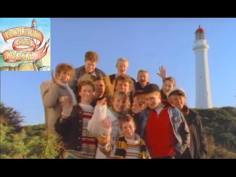 Round The Twist double spookfest #12 Without My Pants   #13 Lighthouse Blues