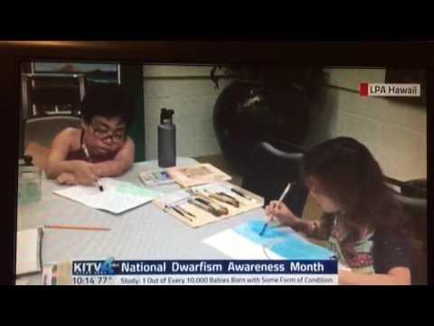 Dwarfism Awareness month