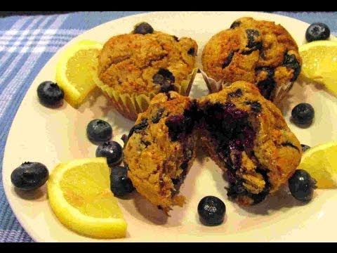 How to Make BLUEBERRY Lemon MUFFINS Recipe