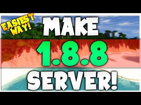 How to make a Minecraft server! | EASIEST WAY! (No Hamachi, Portfowarding)