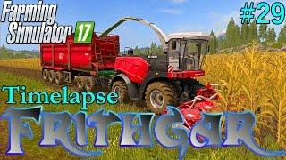 Farming simulator 17 Timelapse Ebsdorfer Heide V2 ep# 18 mp4
