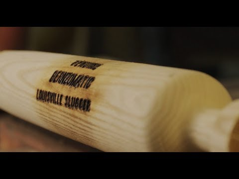 BERNZOMATIC + LOUISVILLE SLUGGER: THE FLAME TEMPERING PROCESS  [Text]