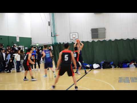 11/11/2017  | Nottingham Games - Basketball | NCL vs LSE Part 1