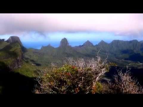 Polynésie Française : Arrivée Tahiti et Moorea Voyage 6MB (French Polynesia)