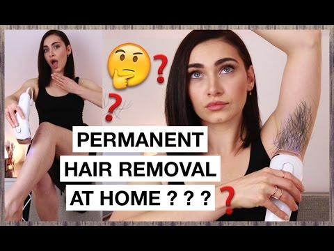 PERMANENT HAIR REMOVAL AT HOME!  | Ruby Golani