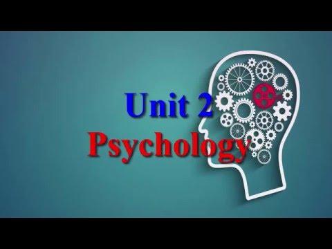 Learn English via Listening Level 3 Unit 2 Psychology