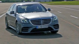 Mercedes S-Class (2018) Awesome Technologies [YOUCAR]
