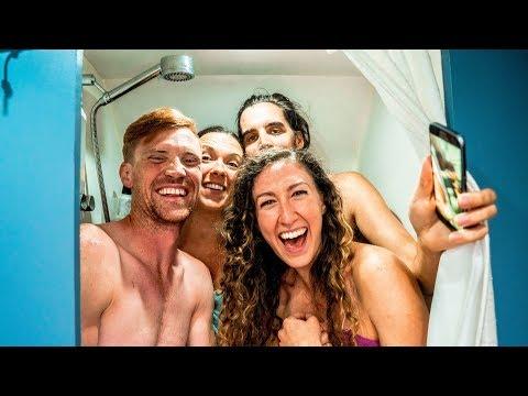 Van Life Showers : Mountain Biking Bellingham