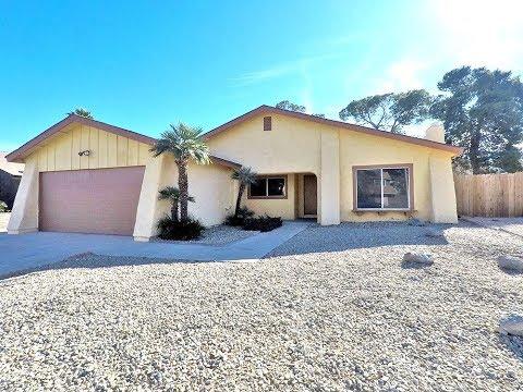 6857 Bonillo Dr, Las Vegas NV single story house with RV parking