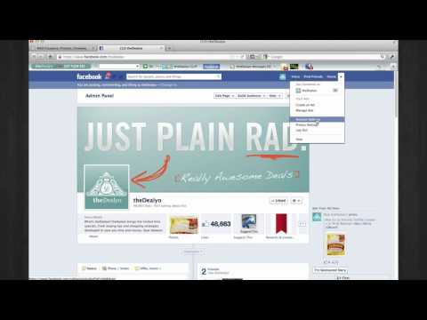 Facebook Tips - Learn How To Remove Unwanted Apps