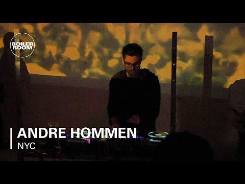 Andre Hommen Boiler Room NYC DJ Set