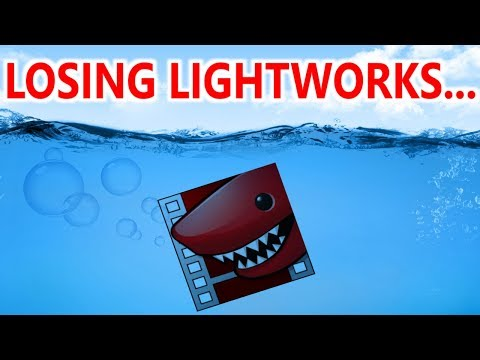Losing Lightworks Projects/Edits