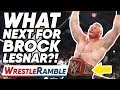 What Next For BROCK LESNAR WWE Extreme Rules 2019 Review WrestleTalk39s WrestleRamble