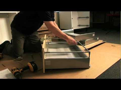 IT Range Pan Drawer Unit Assembly (Part 2)