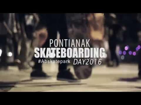 Pontianak Skateboarding Day 2016