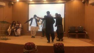 Balochi Chaap at Szabist Islamabad campus