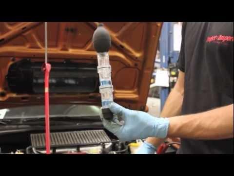 Project Import: 2004 Subaru STi blown head gasket diagnostic.
