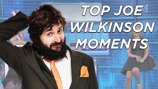 Top Moments Joe Wilkinson Stole The Show On 8 Out Of 10 Cats Does Countdown