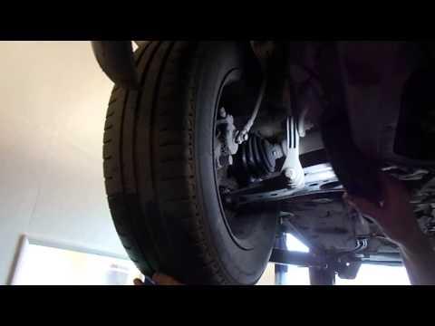 Vw Golf Mk 4 - Wheel Bearing failure