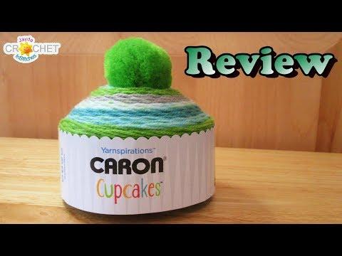 Caron Cupcakes Yarn Review