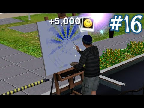 MASTER PAINTER - Sims 3 - #16