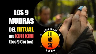 Ninjutsu Como hacer los 9 MUDRAS del KUJI KIRI (Los 9 Cortes)