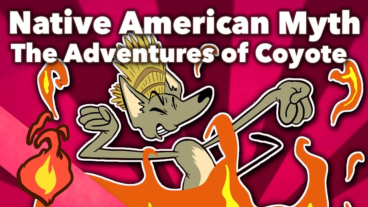 Native American Myth - Nlaka'pamux: The Adventures of Coyote - Extra Mythology