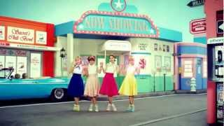 Secret - Shy Boy MV [english subs romanization hangul] [HD]