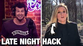 LATE NIGHT SUCKS: How Coronavirus Exposed Kimmel, Noah... | Louder with Crowder
