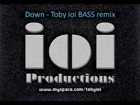 Down (Jay Sean) Toby ioi - BASS remix - UK Funky - house