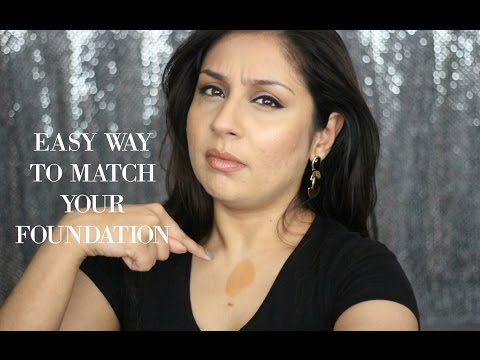 How to find the right foundation indian olive tanned warm skin tones