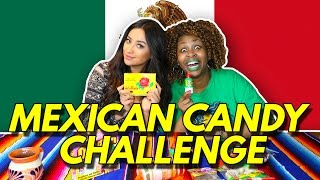 Mexican Candy Challenge w/ GloZell! | Shay Mitchell
