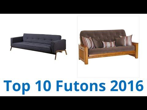 10 Best Futons 2016