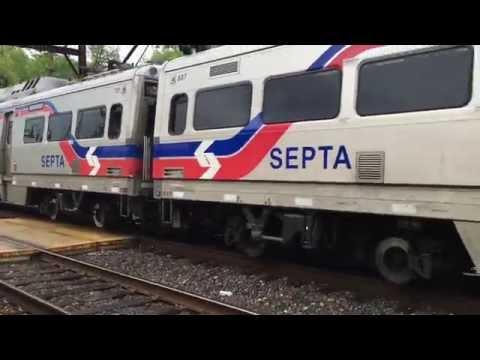 Septa West Trenton Line